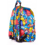 Рюкзак Poolparty backpack-blossom-blue