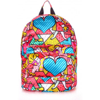 Рюкзак Poolparty backpack-blossom-red