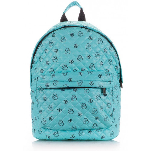 Рюкзак Poolparty backpack-theone-blue-ducks