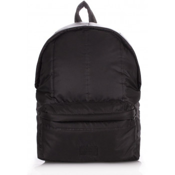 Рюкзак Poolparty backpack-puffy-black