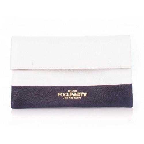 Сумка Poolparty 2nite-white-darkblue