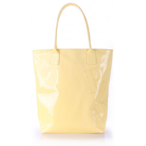 Сумка Poolparty pool86-laque-yellow