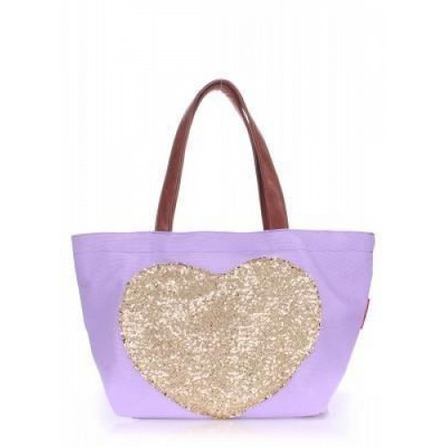 Сумка Poolparty pool-lovetote-lilac