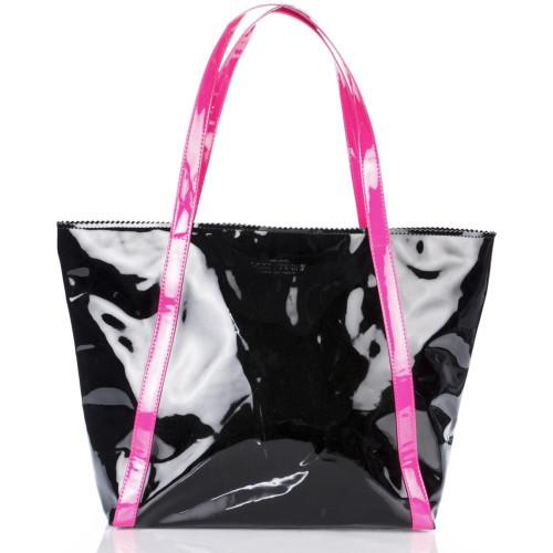Сумка Poolparty pool91-black-pink