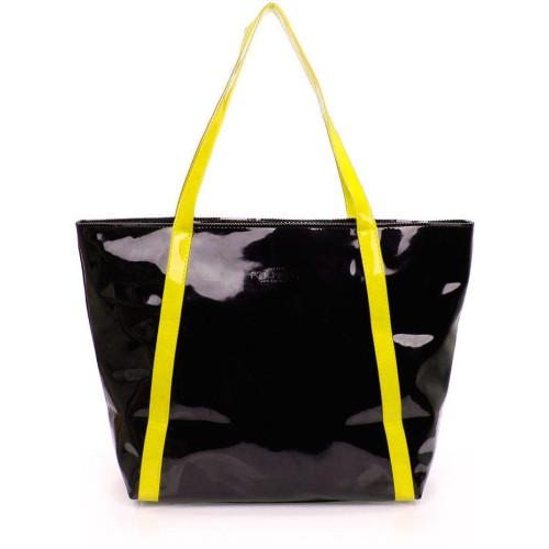 Сумка Poolparty pool-91-black-yellow