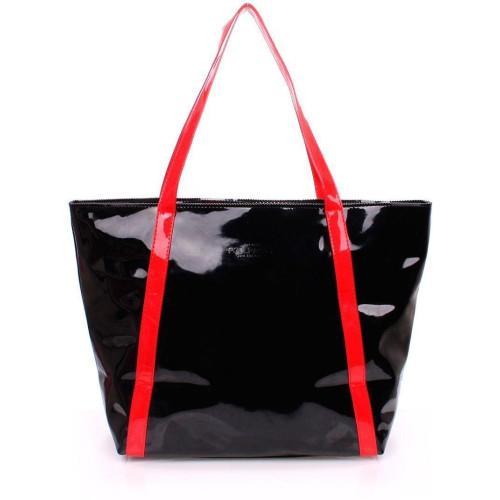 Сумка Poolparty pool-91-black-red