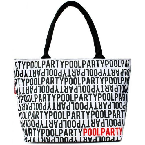 Сумка Poolparty pool-stream-white