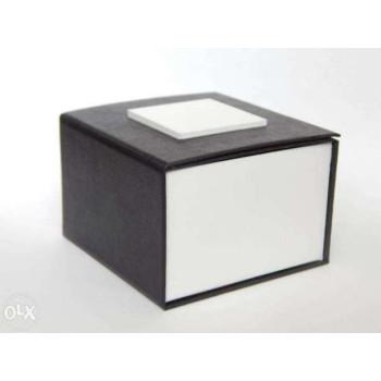 Коробка для часов Present box-with-pad-black