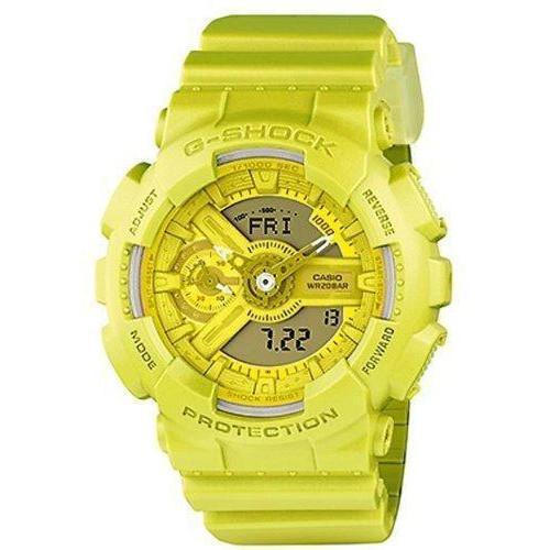 Часы Casio GMA-S110VC-9AER