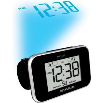 Настольные часы Assistant AH-1522FM