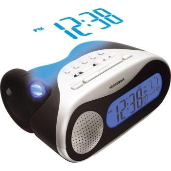 Настольные часы Assistant AH-1521FM