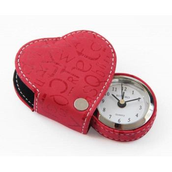 Настольные часы Runoko CB-Red