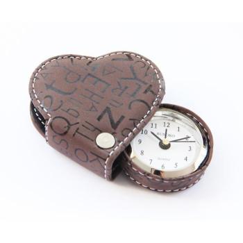 Настольные часы Runoko CB-Brown