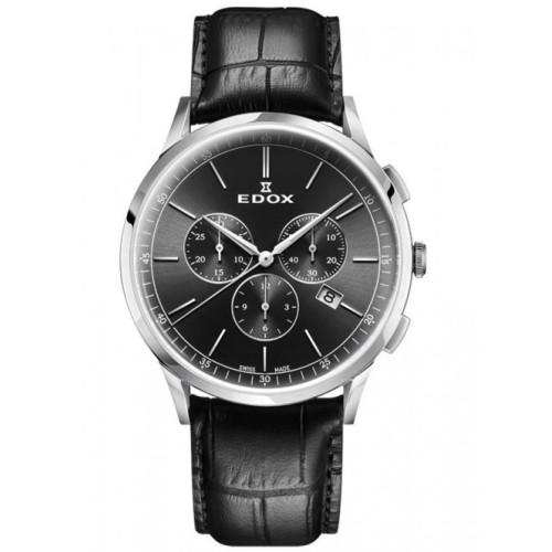 Часы Edox Les Vauberts 10236 3C NIN