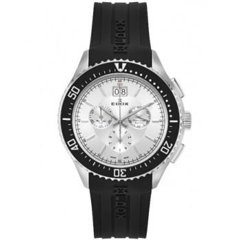Часы Edox C1 Chronograph Big Date 10026 3CA AIN