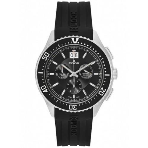 Часы Edox C1 Chronograph Big Date 110026 3CA NIN