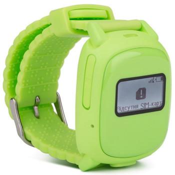 Смарт-часы детские с GPS Nomi Watch W1 Green