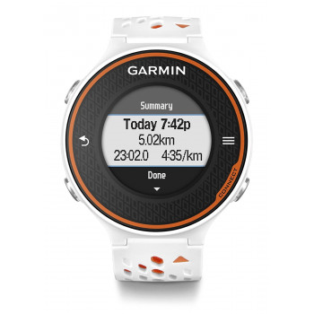Смарт-часы Forerunner 620 HRM-Run Wh/Or(010-01128-41)