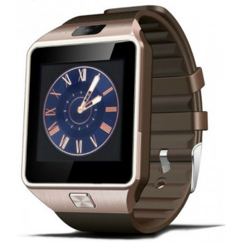 Смарт-часы Smart Uwatch DZ09 Gold