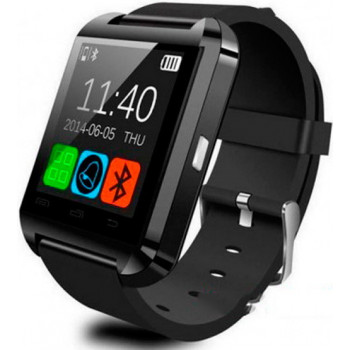 Смарт-часы Smart Uwatch U8 Black