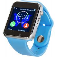 Смарт-часы ATRIX Smart watch E07 (blue) (У2)