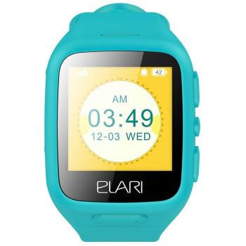 Смарт-часы детские Elari KidPhone Blue LBS (KP-1BL) (У1)
