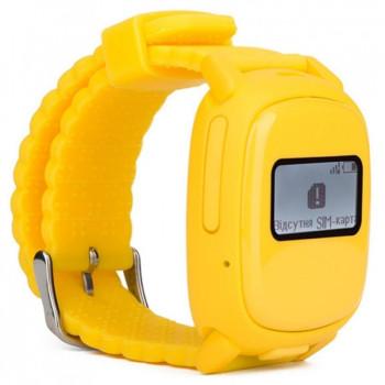 Смарт-часы детские с GPS Nomi Watch W1 Yellow