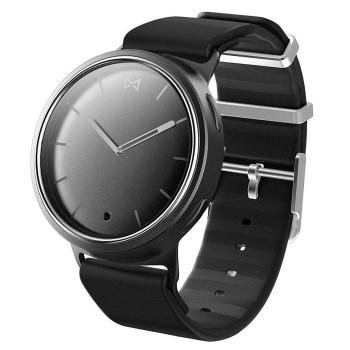 Смарт-часы Misfit Phase black с черным спортивным ремешком