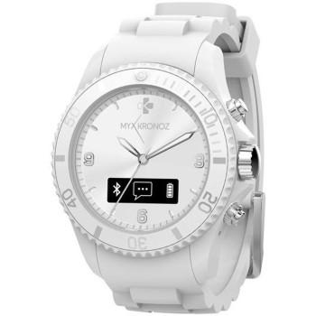 Смарт-часы MyKronoz Smartwatch ZeClock KRZECLOCK White