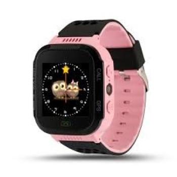 Смарт-часы SLMM Q528 GPS Pink