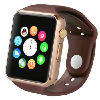 Смарт-часы Smart Uwatch A1 Turbo Gold