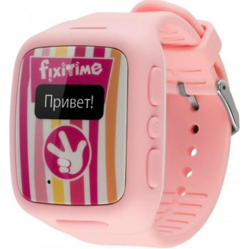 Смарт-часы FixiTime Smart Watch Pink (FT-101P) P