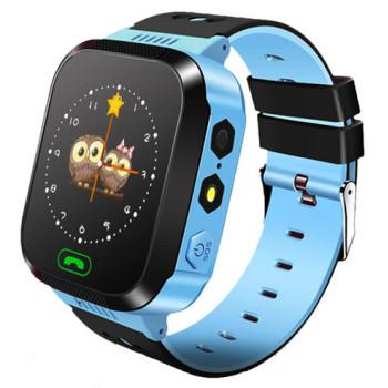 Смарт-часы SLMM Q528 GPS Blue
