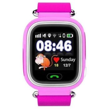 Смарт-часы Smart Baby Q90 GPS Pink