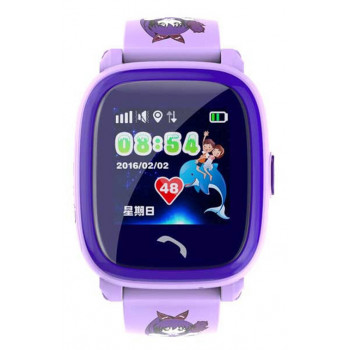 Смарт-часы Smart Watch DF25 (Purple)