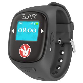 Смарт-часы детские с GPS FIXITIME 2 Black (FT-201B)