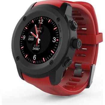 Смарт-часы NOMI W30 Black-Red