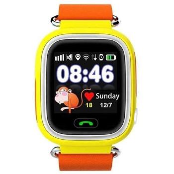 Смарт-часы Smart Baby Q90 GPS (Orange)