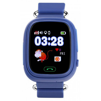 Смарт-часы Smart Baby Q90s GPS Dark Blue