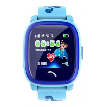 Смарт-часы Smart Watch DF25 (Blue)