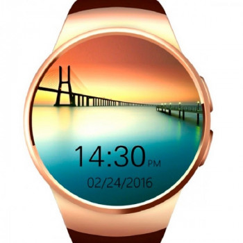 Смарт-часы UWatch Smart KW18 Gold