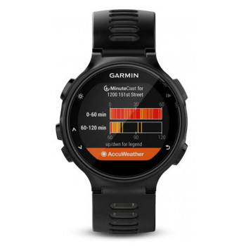 Смарт-часы Forerunner 735 XT Bla & Gray (010-01614-06)