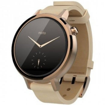 Смарт-часы Moto 360 2nd Gen 42mm StainSteel RoseGold
