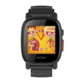 Смарт-часы Nomi Kids Heroes W2 Black