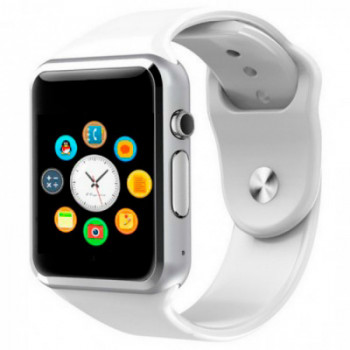 Смарт-часы Smart Uwatch A1 Turbo White