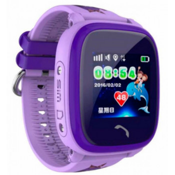 Смарт-часы Smart Uwatch DF200 Purple