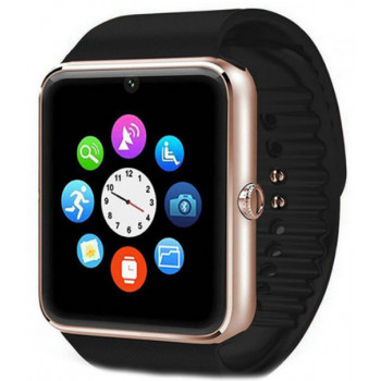 Смарт-часы Smart Uwatch GT08 Gold
