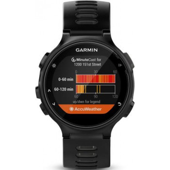 Смарт-часы Forerunner 735 XT Bla&Gray Tri(010-01614-09)