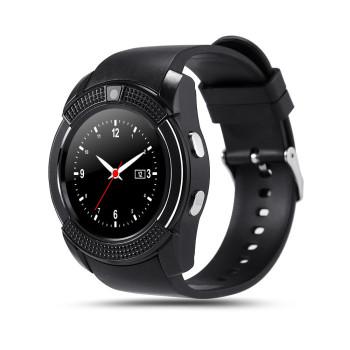 Смарт-часы Lemfo V8 Black
