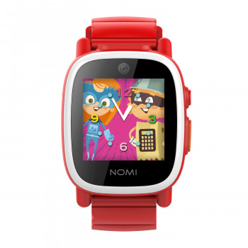 Смарт-часы Nomi Kids Heroes W2 Red (У2)